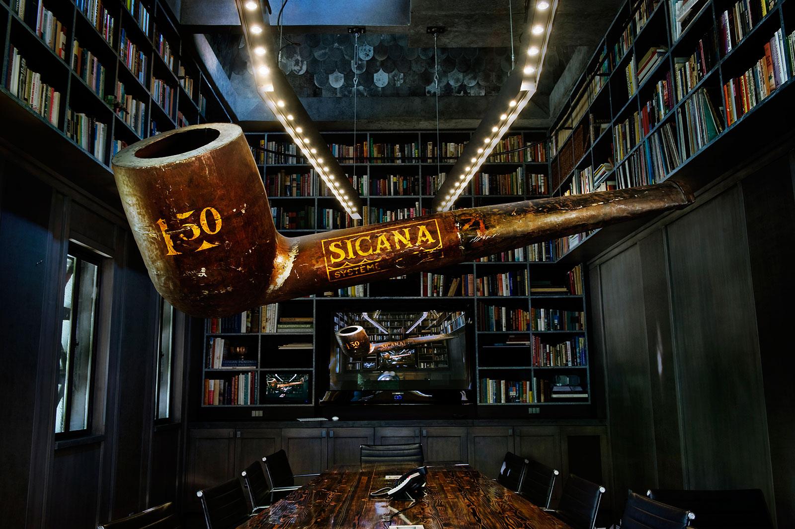 Picrow 736 Seward A Sicana Pipe