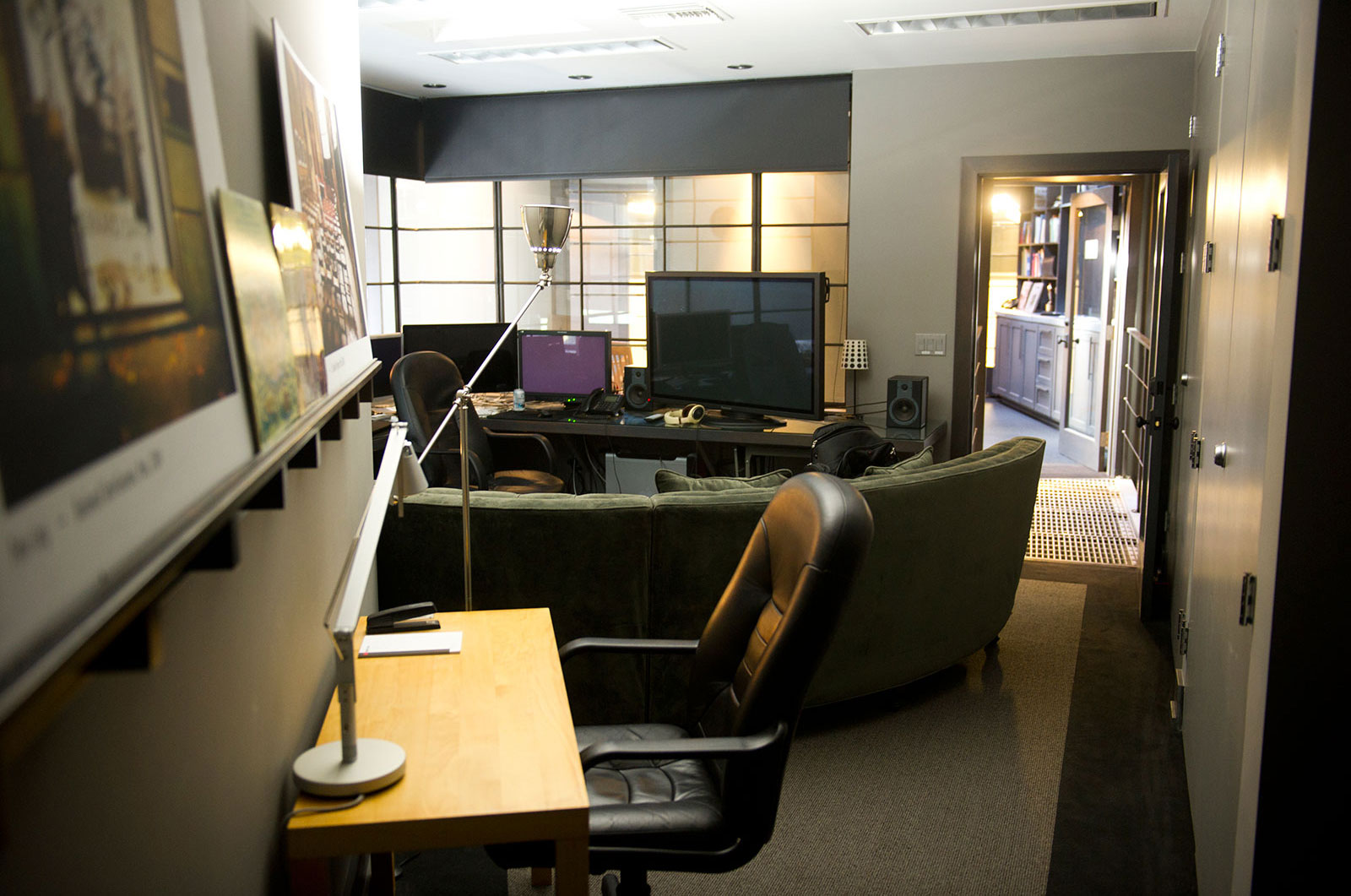 Picrow 736 Seward Gregory Office