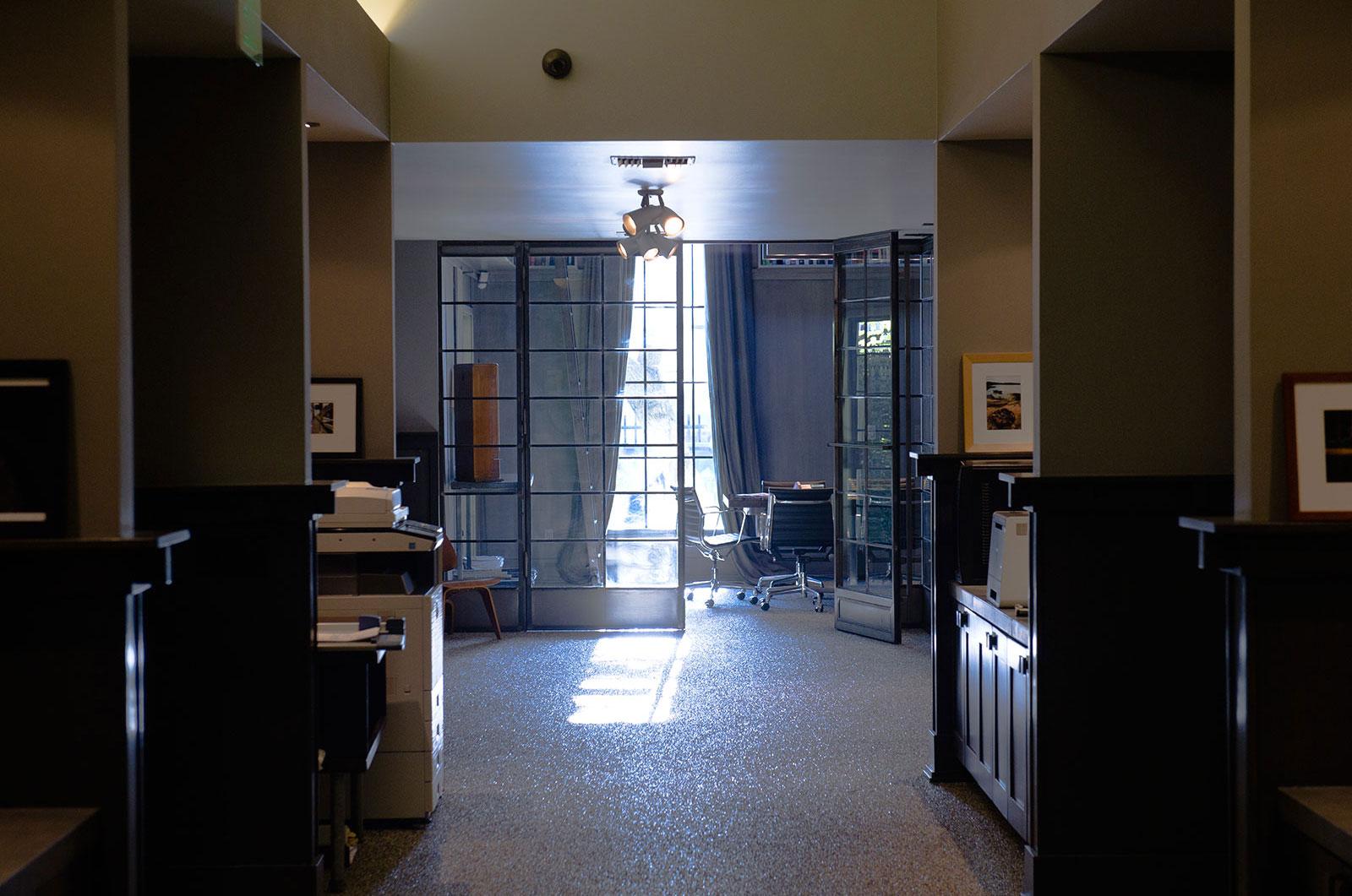 Picrow 736 Seward Hallway Conference Room