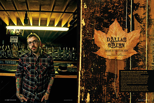 Margaret Malandruccolo Dallas Green