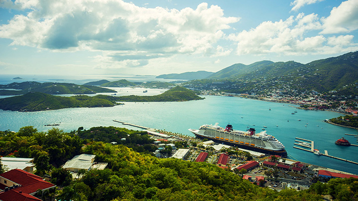 The Hall - Disney Cruise Lines - Virgin Islands
