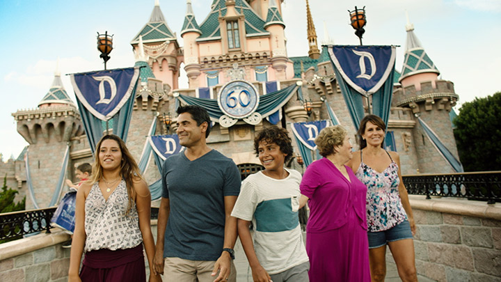 The Hall - Disney - Unforgettable Barajas Family