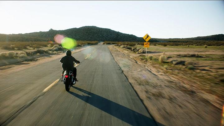 Peter Lang - Harley Davidson - Anthem