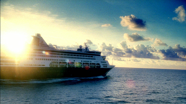 Gregory Nussbaum - Holland America Lines - Caribbean