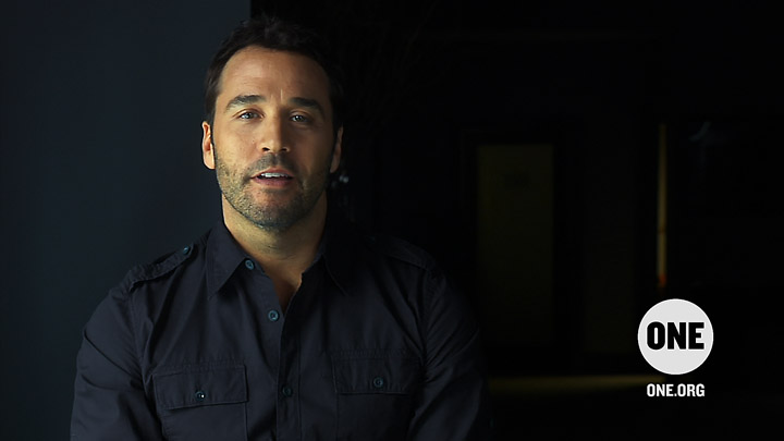 Peter Lang - OnedotOrg - Jeremy Piven