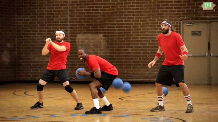 The Hall - Verizon - Dodgeball